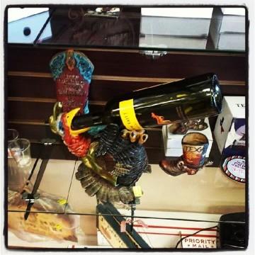 drunk turkey