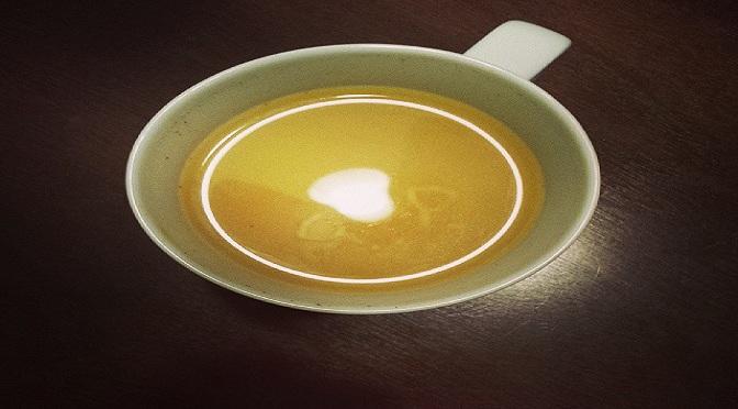 Turmeric and Coconut Tea