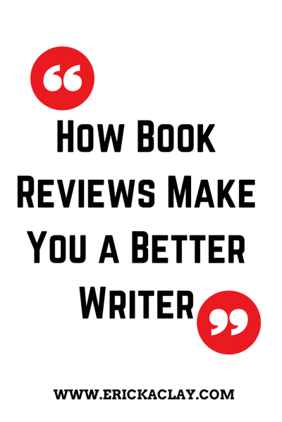 How Book Reviewers Make You a Better Writer
