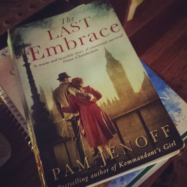 Book Review: The Last Embrace by Pam Jenoff